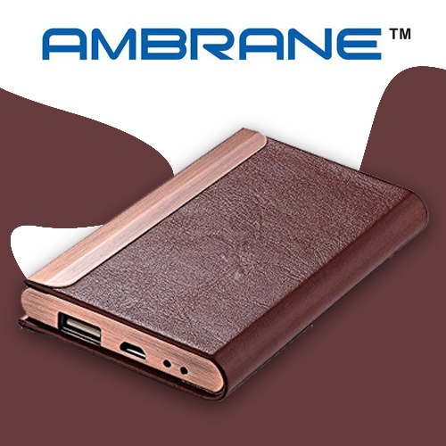 Ambrane hits market with Card Holder Power Bank