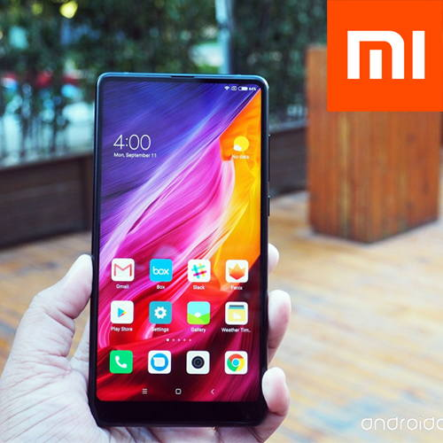 Xiaomi debuts Mi MIX 2 in India