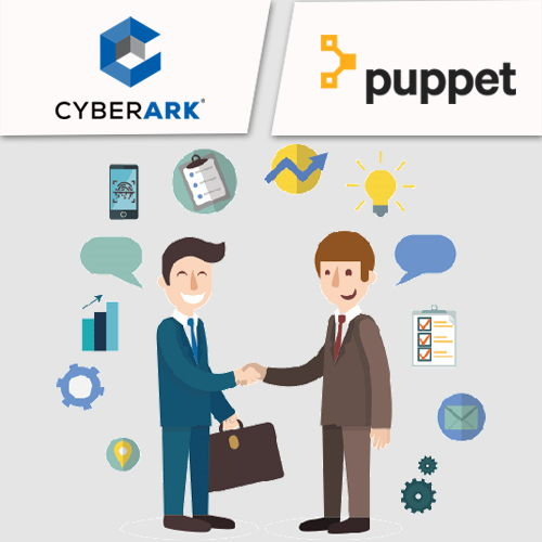 CyberArk partners with Puppet to automate DevOps Secrets Protection