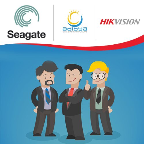 Seagate partners with Aditya Infotech and Prama Hikvision to extend its reach