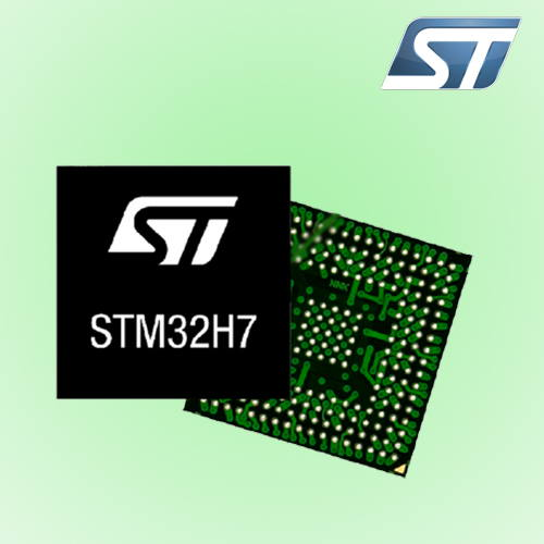 STMicroelectronics boosts protection with series of STM32H7 high-performing MCUs