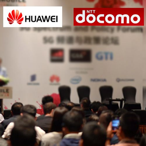 Huawei along with DOCOMO completes 5G URLLC Trial over C-Band