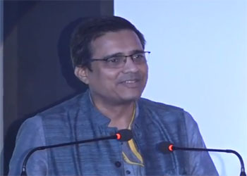 Vinit Goenka, Member-IT Taskforce,Ministries of Shipping, Road Transport & Highways