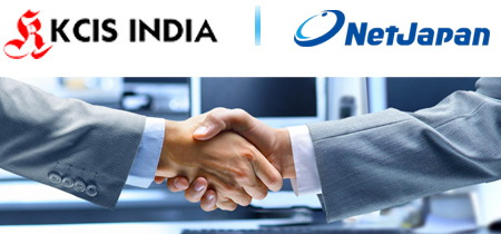 KCIS INDIA partners with NetJapan