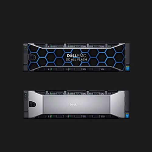 Dell EMC fortifies its storage portfolio with two new SC All-Flash data storage arrays