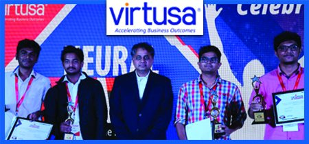 "Virtusa hosts ""Neuralhack"" Hackathon on IoT and Machine Learning in Chennai"