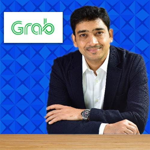 VARINDIA Grab appoints Vikas Agrawal to CTO role for GrabPay