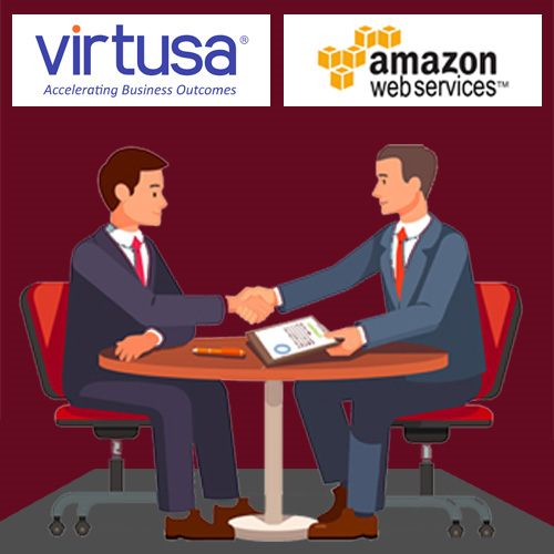Virtusa slected as Consulting Partner in Amazon Web Services