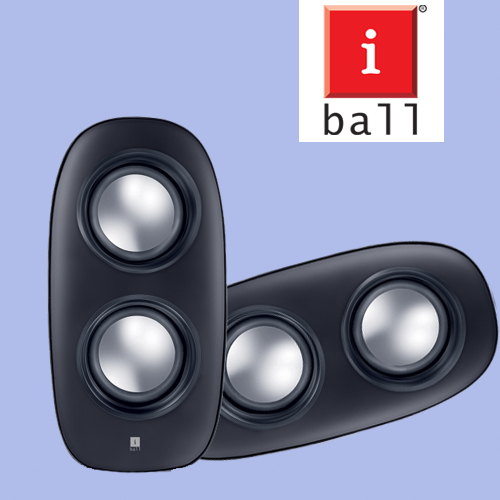 "iBall unveils 2-in-1 ""Melodia"" Computer Stereo Speaker priced at Rs.925"