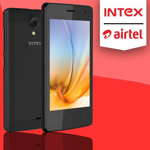 Intex unveils a range of affordable 4G smartphones with Airtel