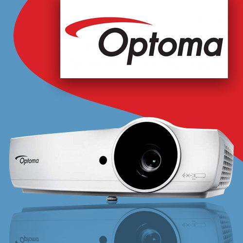 Optoma launches Short Throw Projector with over 4000 Lumens