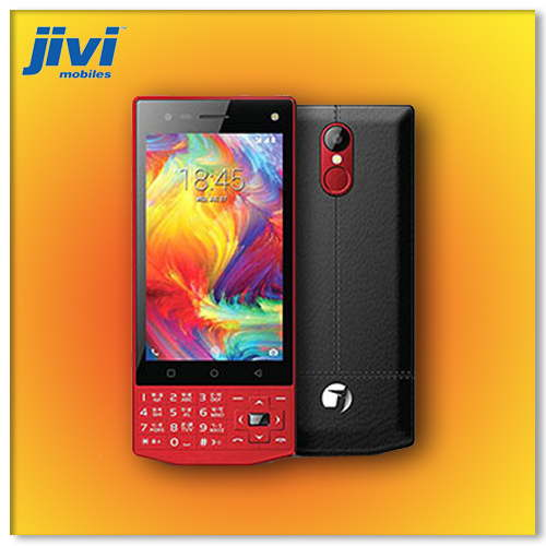 Jivi Mobiles debuts touch and type 4G RevolutionTnT3