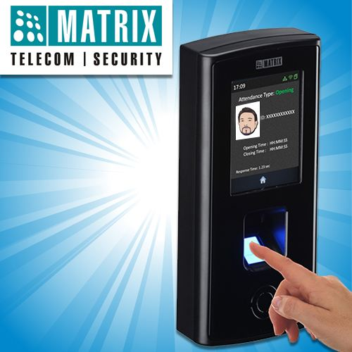 Matrix rolls out COSEC Facial Recognition technology