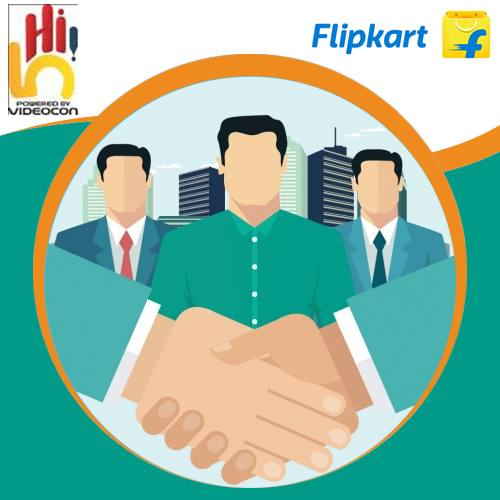Videocon Hi5! enters into exclusive partnership with Flipkart for sale of its Smartphone Accessories