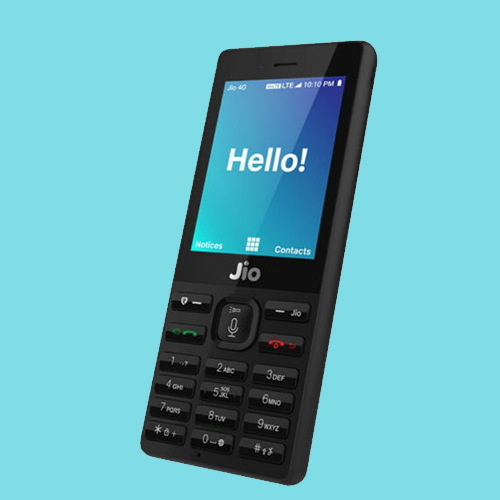 KaiOS powered by JioPhone announces its presence in Indian market
