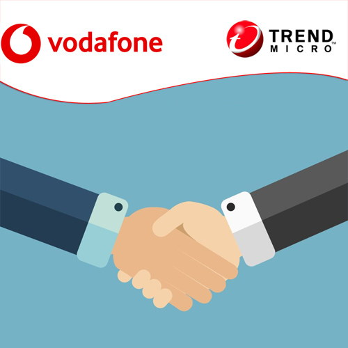 Vodafone, along with Trend Micro, introduces Cloud-based end-point Security Suite for Enterprises
