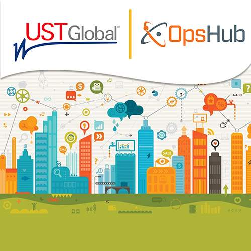 UST Global partners with OpsHub to help enterprises promote digital transformation