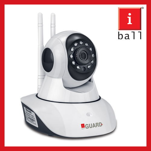 "iBall Guard introduces ""PT HD Security Camera"""
