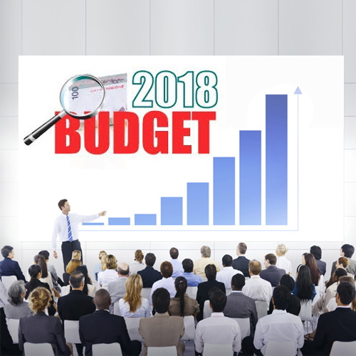 All eyes on Budget 2018