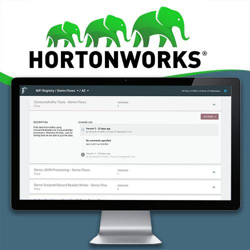 VARINDIA Hortonworks announces availability of HDF 3 1