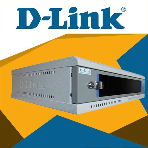 D-Link rolls out 2U wall mounted Enclosures for CCTV DVR