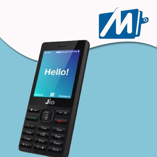 Jio Phones to be sold on MobiKwik