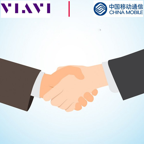 VIAVI partners with CMCC to introduce 5G services
