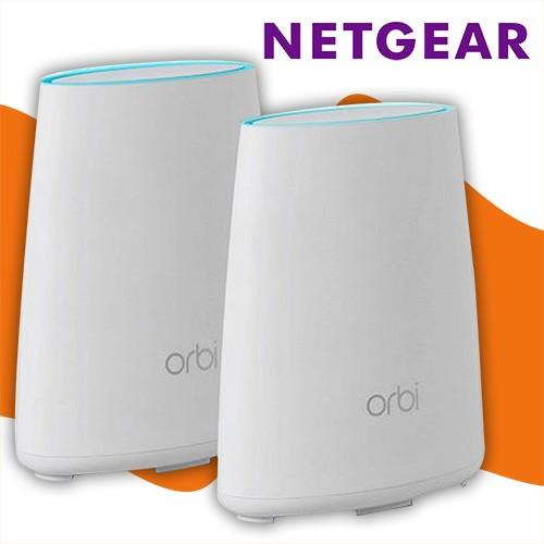 VARINDIA NETGEAR offers Orbi Pro Tri-band Wi-Fi System