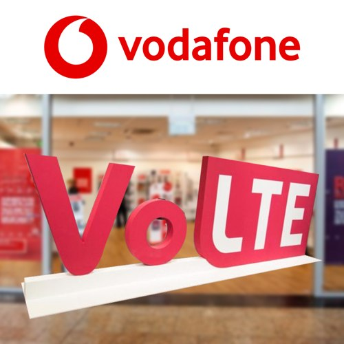 VARINDIA Vodafone introduces VoLTE in Uttar Pradesh West