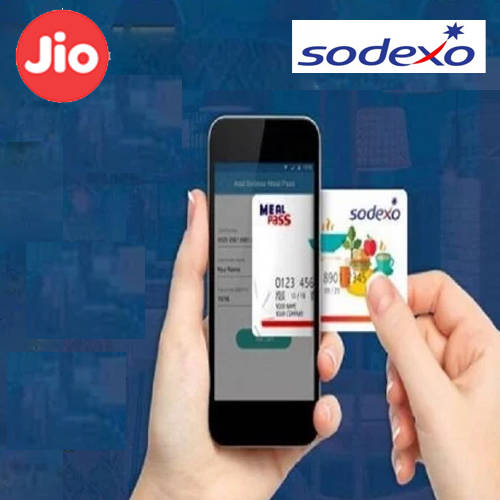 Jio and Sodexo enter into partnership to boost Digital Transformation