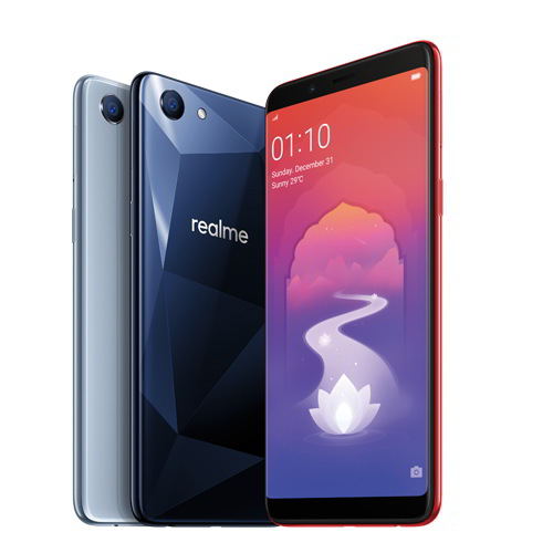 Realme 1 launched at Rs.13,990