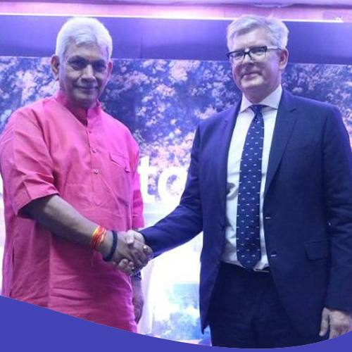 Ericsson sets up Centre of Excellence and Innovation Lab for 5G in India