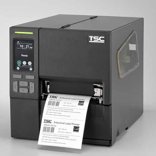 "TSC launches ""MB240 Series"" Industrial Printer in India"