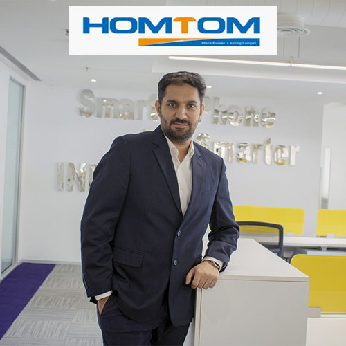 HOMTOM appoints Nikhil Bhutani as  Director for Product and Operations