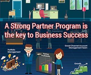 A Strong Partner Program is the key to Business Success