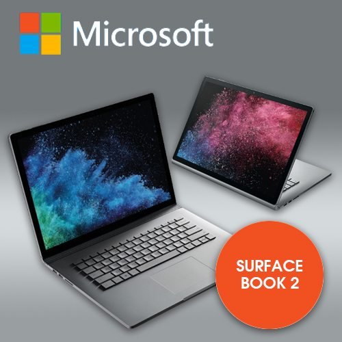 Microsoft introduces Surface Book 2 and Surface Laptop in India