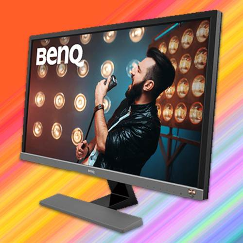 BenQ launches EL2870U, 4K HDR eye-care monitor for video and gaming enjoyment