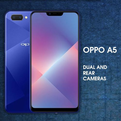 96abeed7c VARINDIA OPPO launches A5 with dual and rear cameras