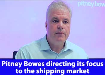 Christoph Stehmann, Executive Vice President, International, SMB Solutions, PITNEY BOWES GLOBAL