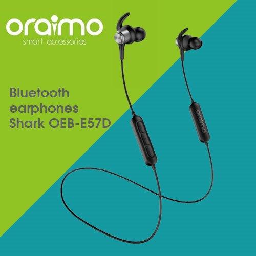 42bb67b2273 VARINDIA oraimo launches new range of Bluetooth earphones–Shark OEB-E57D