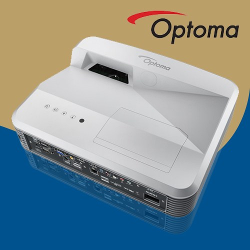 Optoma introduces a range of Ultra-Short Throw Projectors