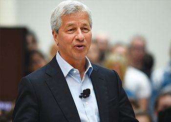 Jamie Dimon Chairman, President and CEO - JPMorgan Chase