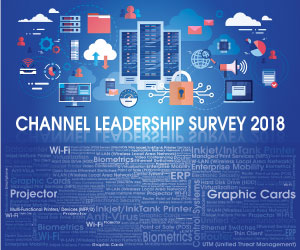 Channel Leadership Survey 2018 : Digital Transformation to change Business Dynamics