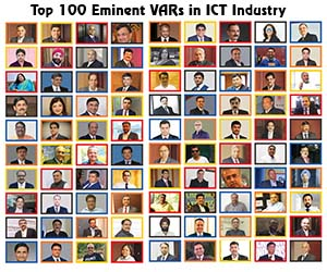 Top 100 Eminent VARs in ICT Industry