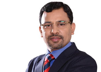 Sunil Sharma, Managing Director Sales - Sophos India & SAARC
