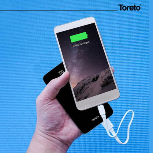 Toreto unveils BRIO 2 –Power Bank with LED Display