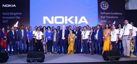 Nokia's Bengaluru R&D Center showcases innovative technologies