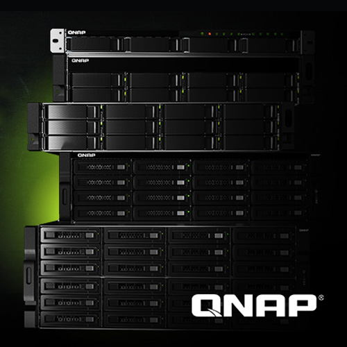 VARINDIA QNAP launches Rackmount TVS-x72XU NAS Series with 8th-Gen