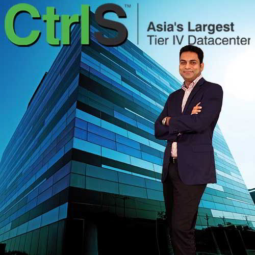 CtrlS to set up world's largest tier-4 datacenter footprint in India