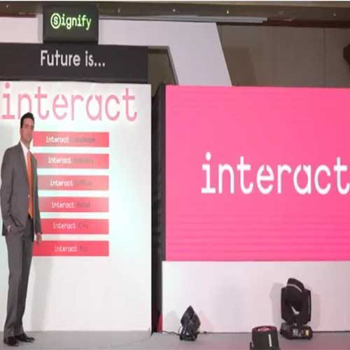 Signify launches its IoT Platform – Interact